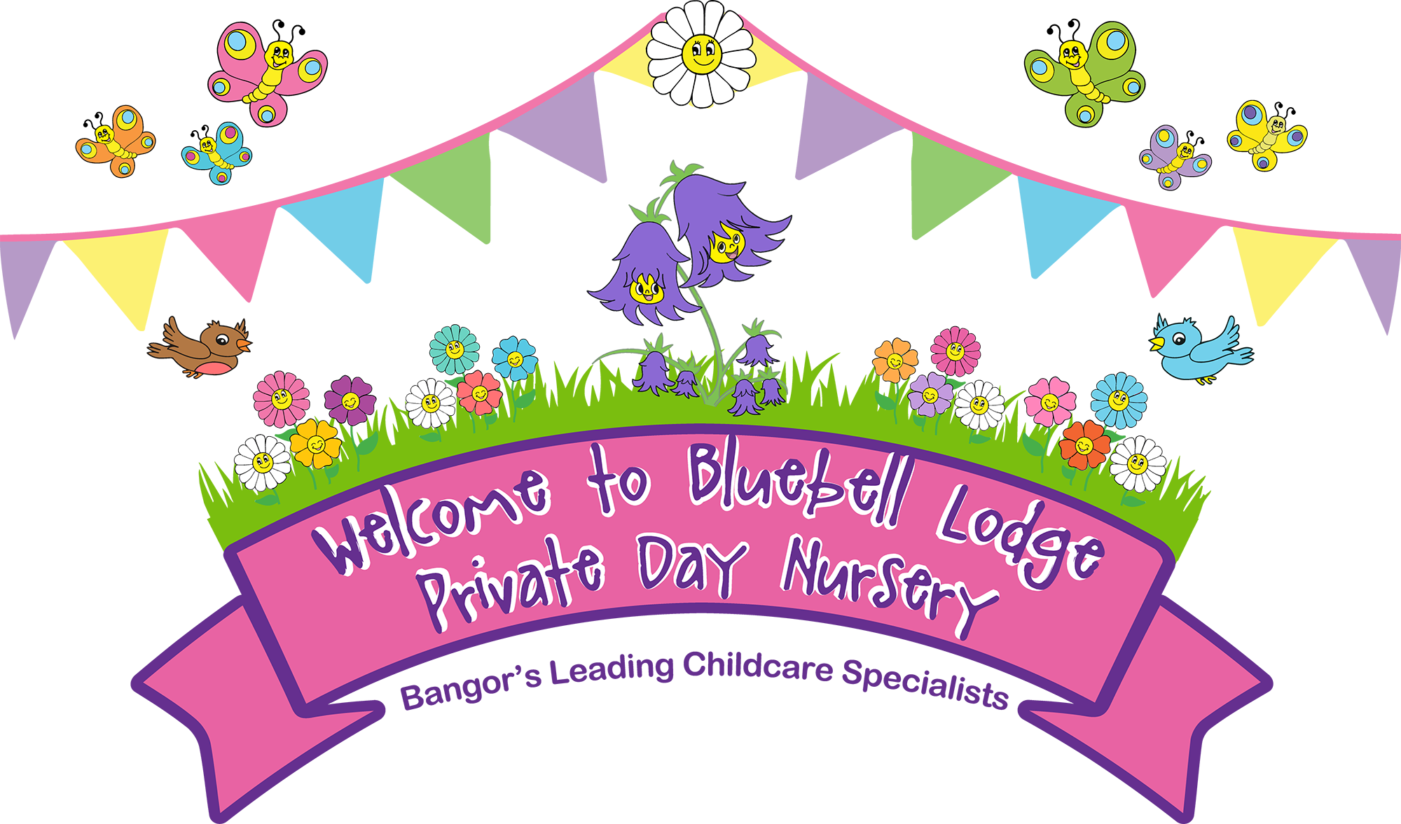Welcome to Bluebell Lodge Private Day Nursery and Playgroup. Bangor's leading childcare specialists.